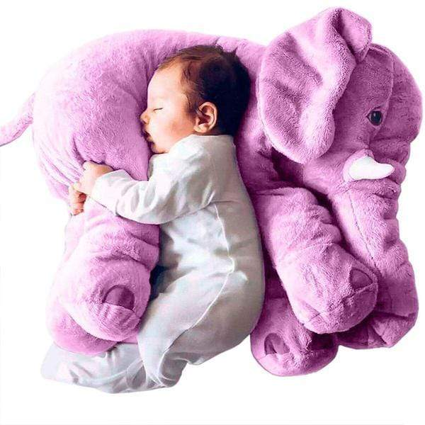 Big Elephant Cuddle Plush Toy - Blissful Baby Co