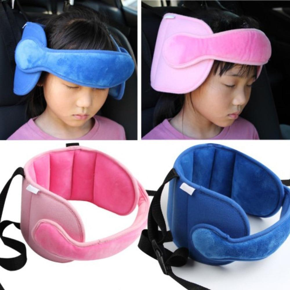 Child Car Seat Safety Head Support - Blissful Baby Co