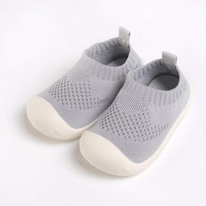 Shop ComfortPlus Mesh-Knit Baby Firstwalker Shoes - Blissful Baby Co