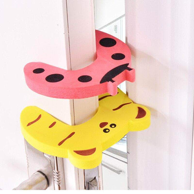 Shop Finger Pinch Guard Door Stopper - Blissful Baby Co