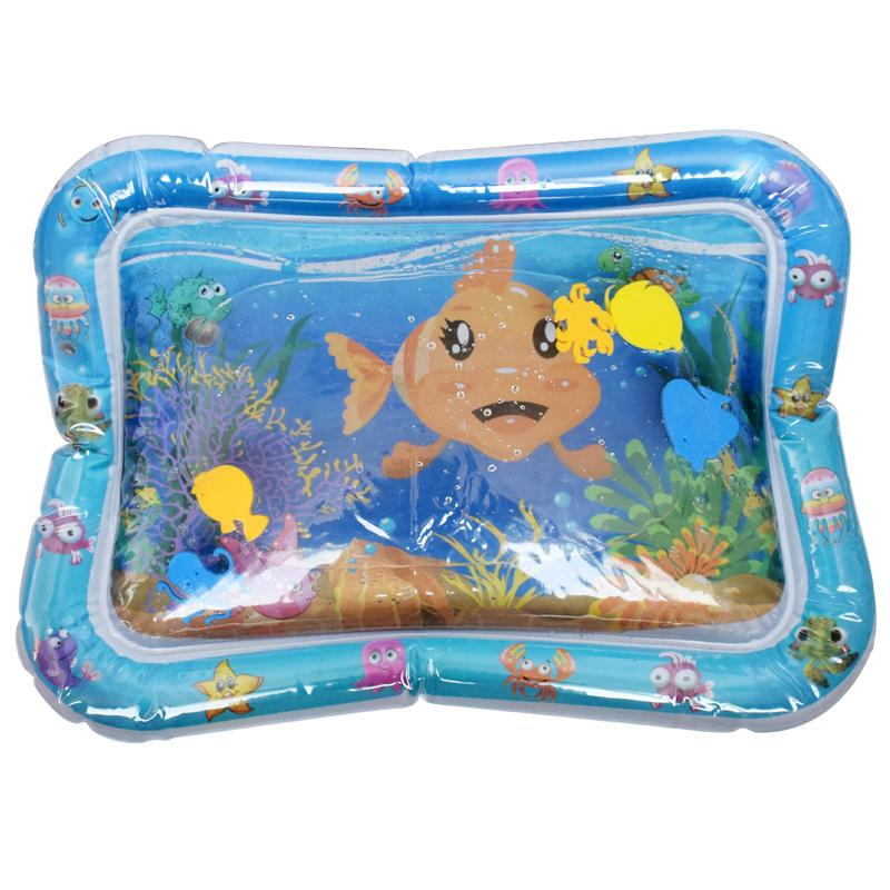 Shop Inflatable Water Play Mat for Baby - Blissful Baby Co
