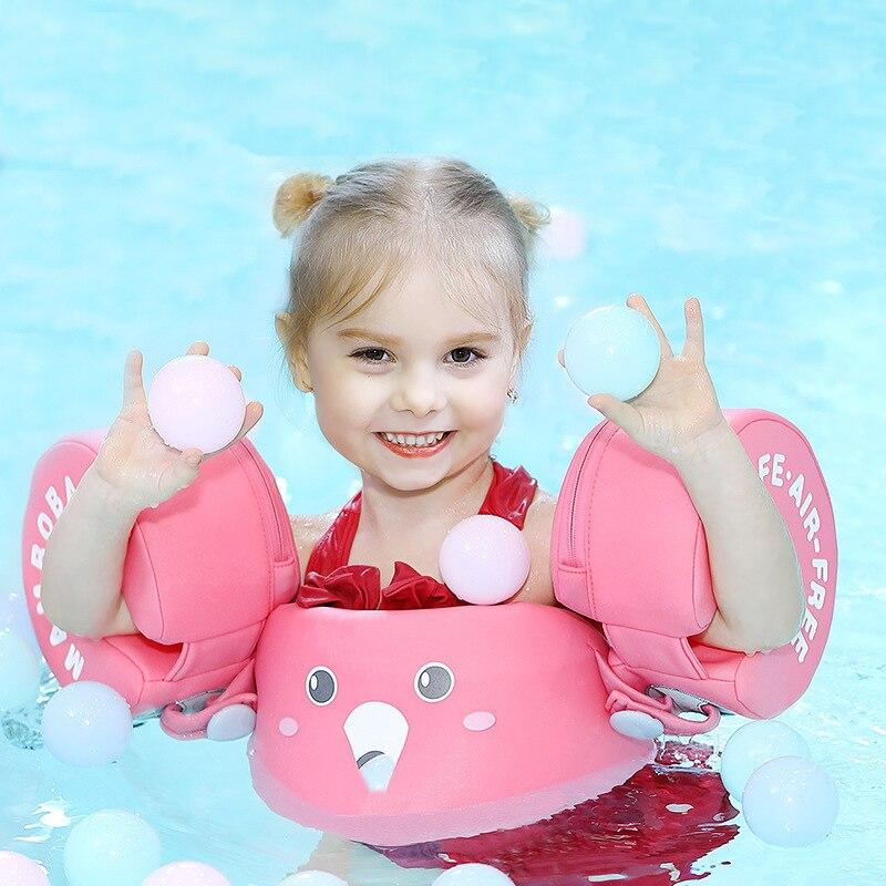 Mambo™ Non-Inflatable Arm Float Swim Trainer - Blissful Baby Co