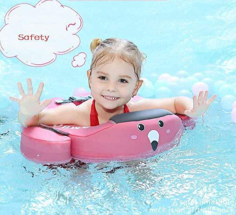 Mambo™ Non-Inflatable Underarm Float Swim Trainer 2019 - Blissful Baby Co