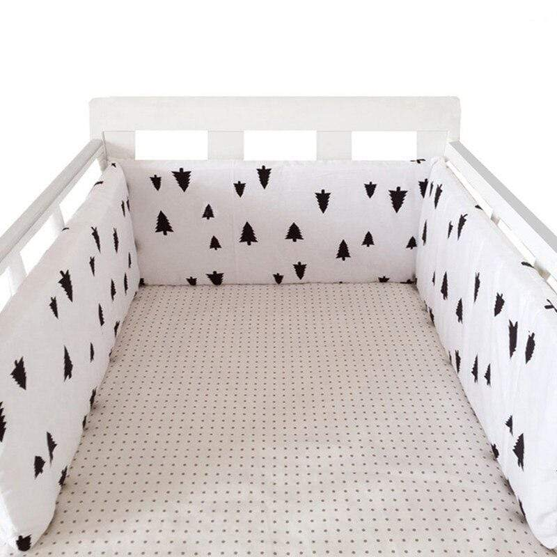 Shop Padded Baby Crib Bumper - Blissful Baby Co