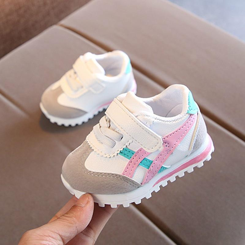 Toddler Baby Shoes For Girl Soft Bottom Antiskid Children Casual Shoes Breathable Outdoor Sports Kids Shoes Newborn Boy Sneakers Blissful Baby Co 200000939