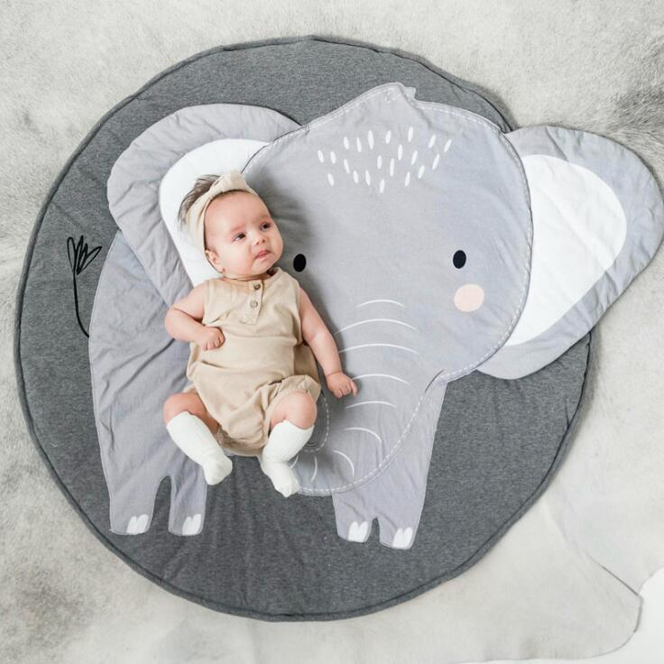 Shop Tummy Time Baby Play Mat - Blissful Baby Co