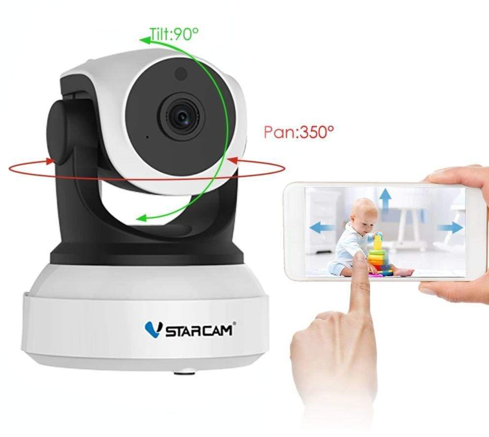 Shop Wireless Baby Smart Security Camera - Blissful Baby Co