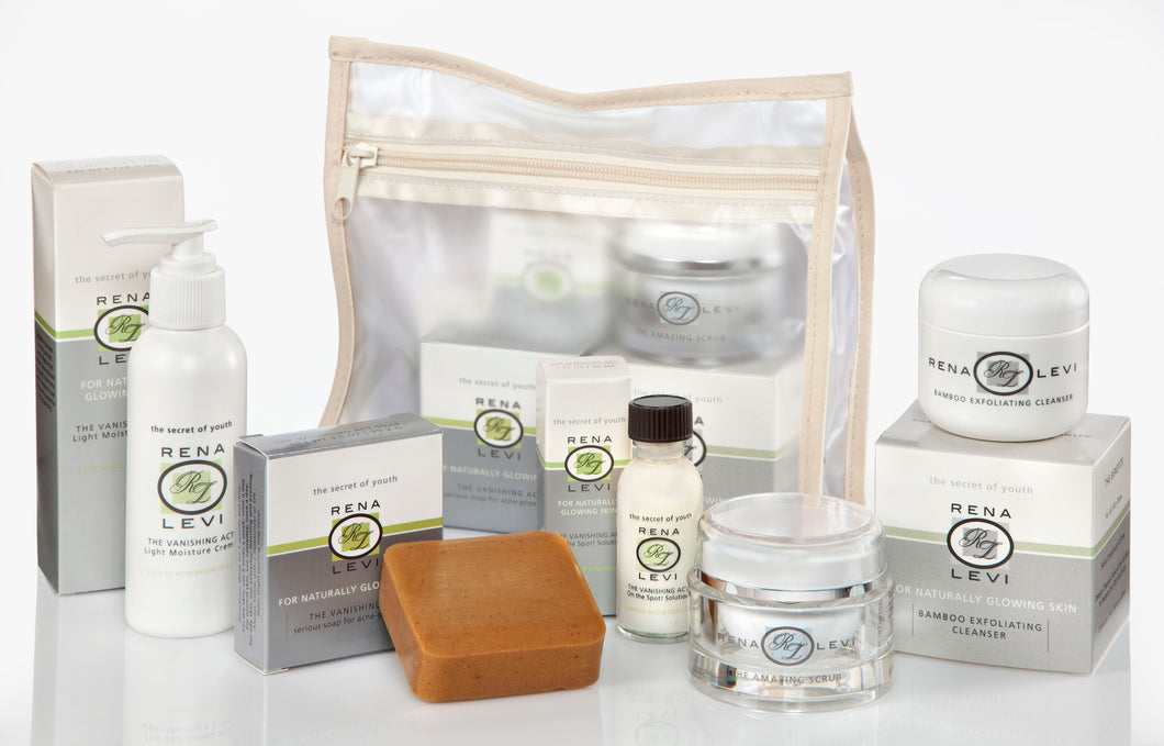 The Complete Rena Levi Skincare Acne Kit