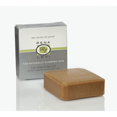 The Vanishing Act Acne Soap