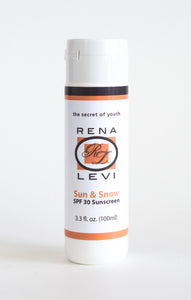Sun and Snow Shield SPF 30 Sunscreen
