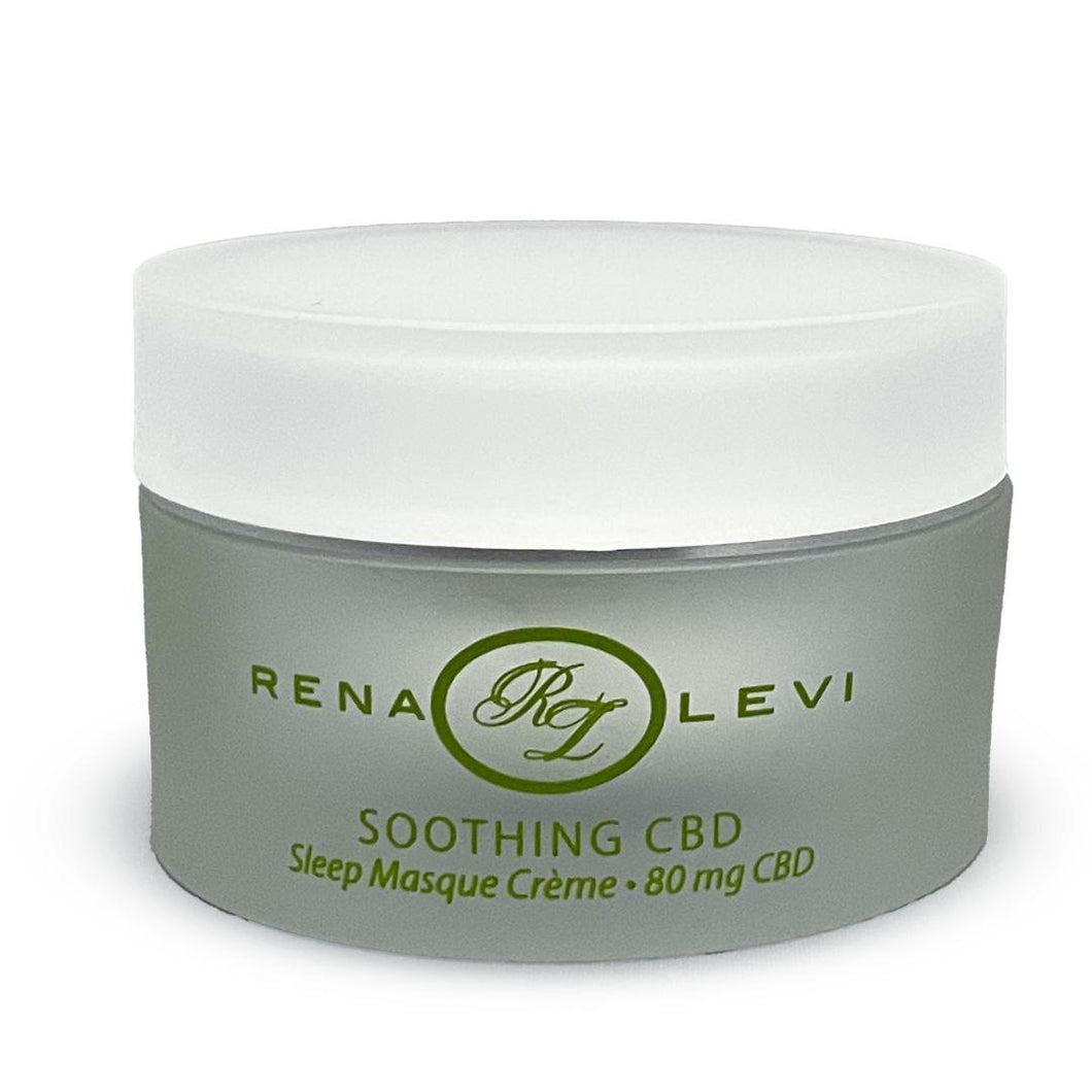 Soothing CBD Sleep Masque