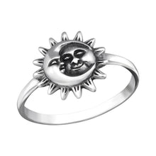 Load image into Gallery viewer, Sun and Moon Ring