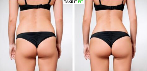 résultats take it fit slendertone abdominaux