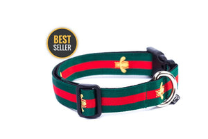 Gucci Inspired Dog Collar by Gucci Accessories - Gucci Paradise