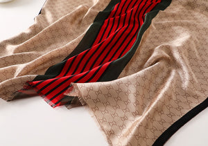 Gucci Inspired Scarf/Shawl For Glamorous Women - Gucci Paradise