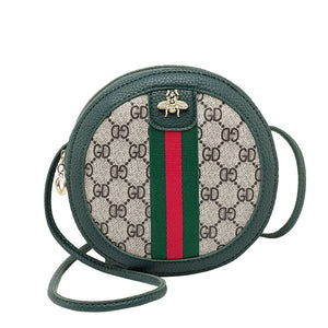 Gucci Inspired Circular Handbag for Lavish Women - Gucci Paradise