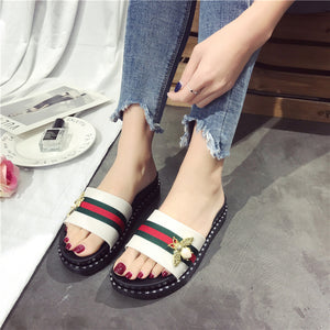 Gucci Inspired Summer Sandals for Real Women - Gucci Paradise