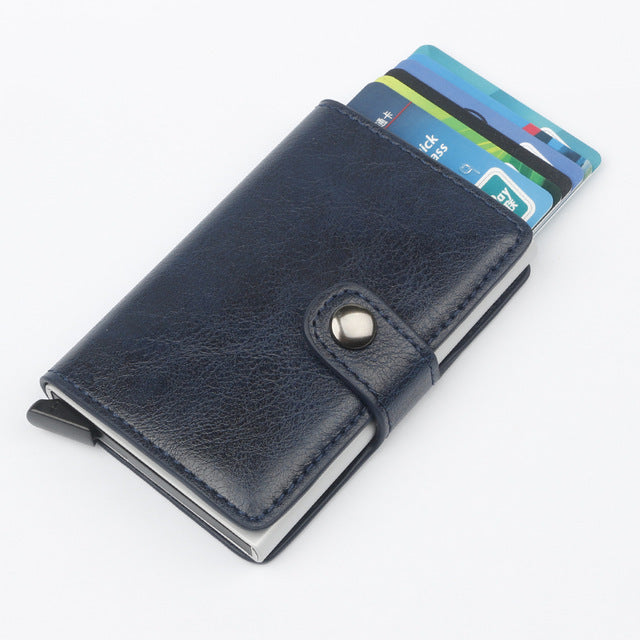 RFID Anti Theft Wallet
