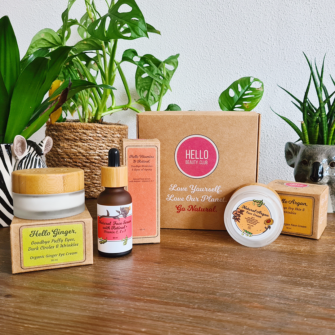 Natural Skincare Box - One-time - Welcome Promo