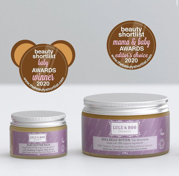 Beauty Shortlist Baby Awards Winner 2020: Baby Bottom Balm
