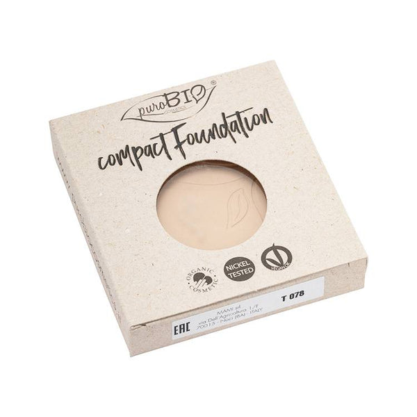 Compact Foundation - 6 nyanser