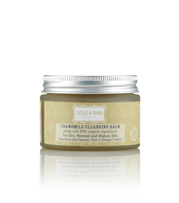 Chamomile Organic Cleansing Balm