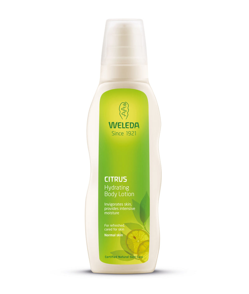 Citrus Hydrating Body Lotion