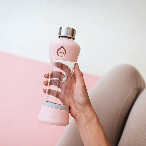 EQUA WATER BOTTLE - ACTIVE PEACH