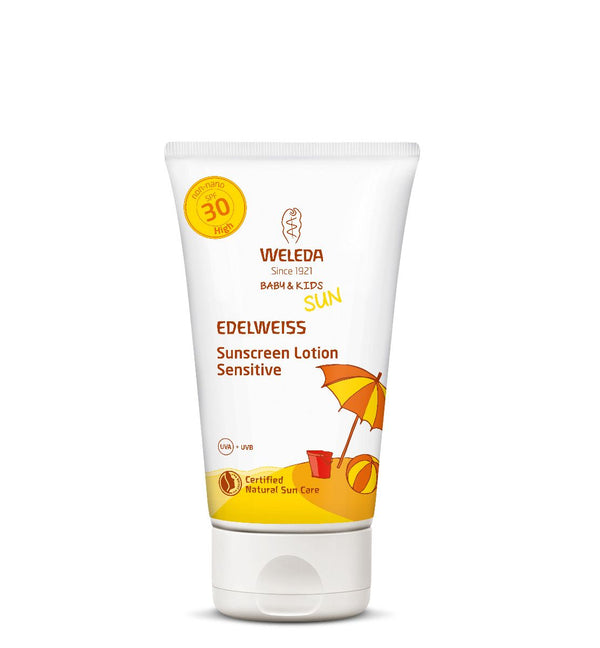 Edelweiss Baby & Kids Sunscreen Sensitive SPF 30