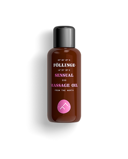 FÖLLINGE SENSUAL MASSAGE OIL 100 ML