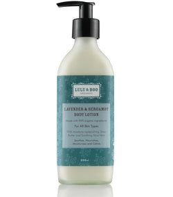 Lavender & Bergamot Body Lotion