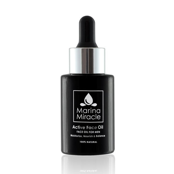 MARINA MIRACLE ACTIVE FACE OIL