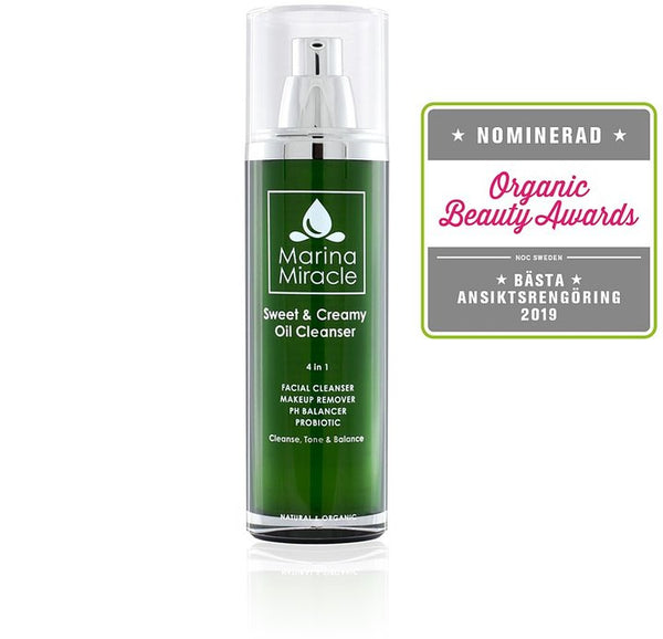 MARINA MIRACLE SWEET & CREAMY OIL CLEANSER
