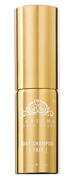 TABITHA JAMES KRAAN COMPACT ORGANIC DRY SHAMPOO FAIR HAIR