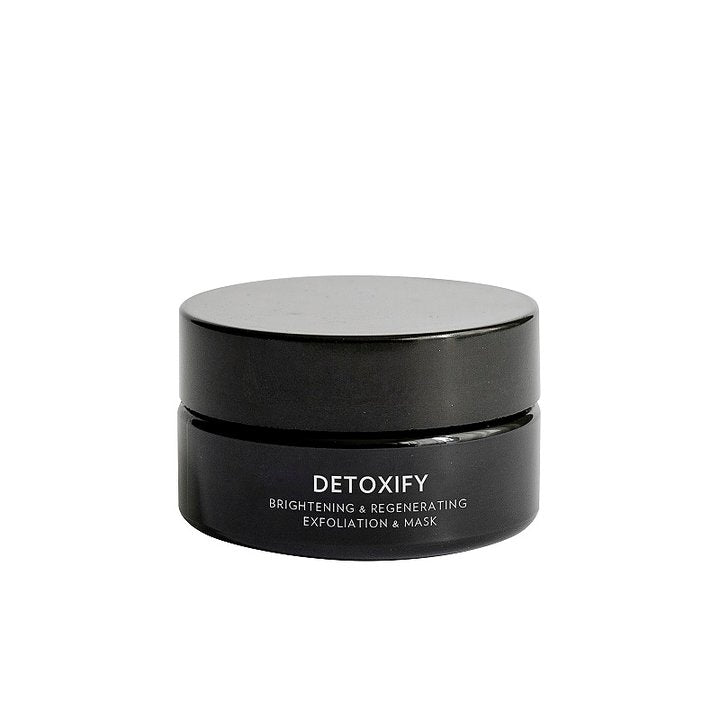 DAFNA'S DETOXIFY - BRIGHTENING REGENERATING EXFOLIATION & MASK 50ML