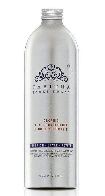 TABITHA JAMES KRAAN 4 IN 1 CONDITIONER GOLDEN CITRUS