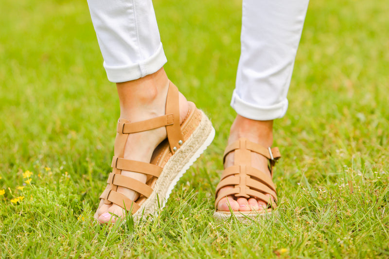 Not A Trader Sandal