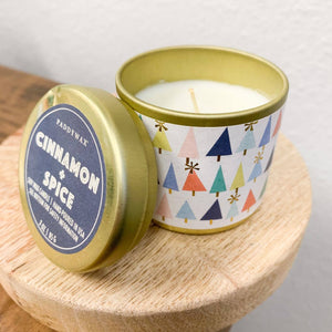 Paddywax Holiday Collection 3oz