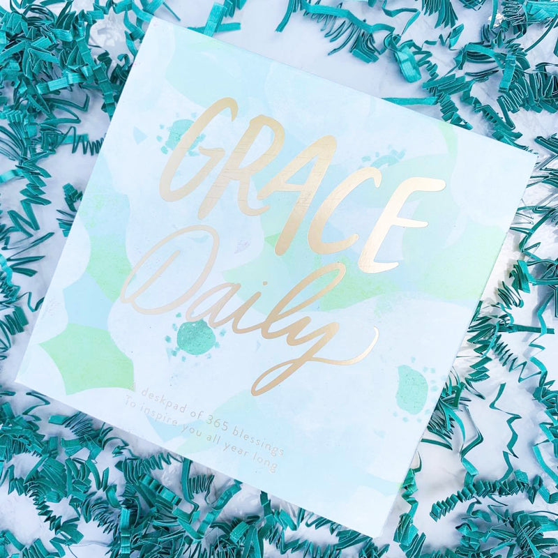 Grace Daily 365 Day Deskpad