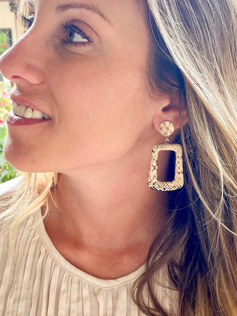 On Trend Earrings