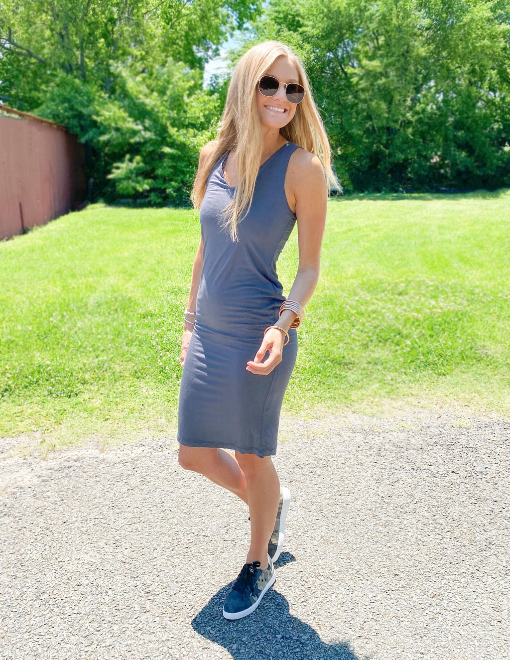 Bloggin' Babe Midi Dress