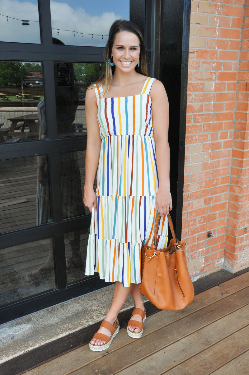 Sunny Day Chic Dress