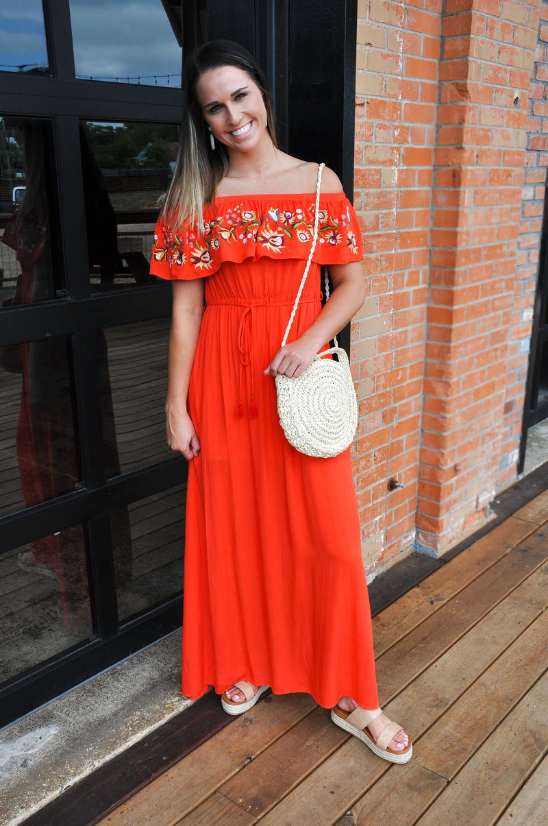 Sweet Summer Nights Dress