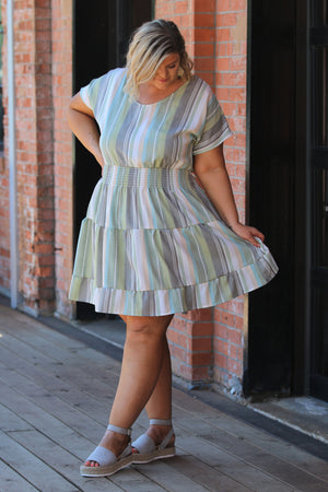 Well Balanced Curvy Dress