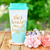 Slant 16oz Travel Tumbler