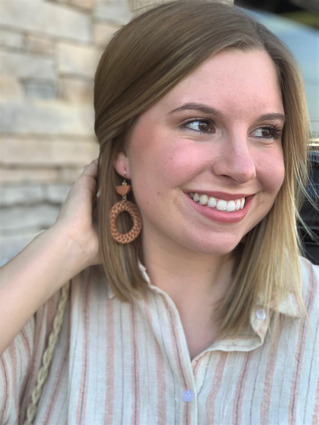 Woven Wonder Earrings