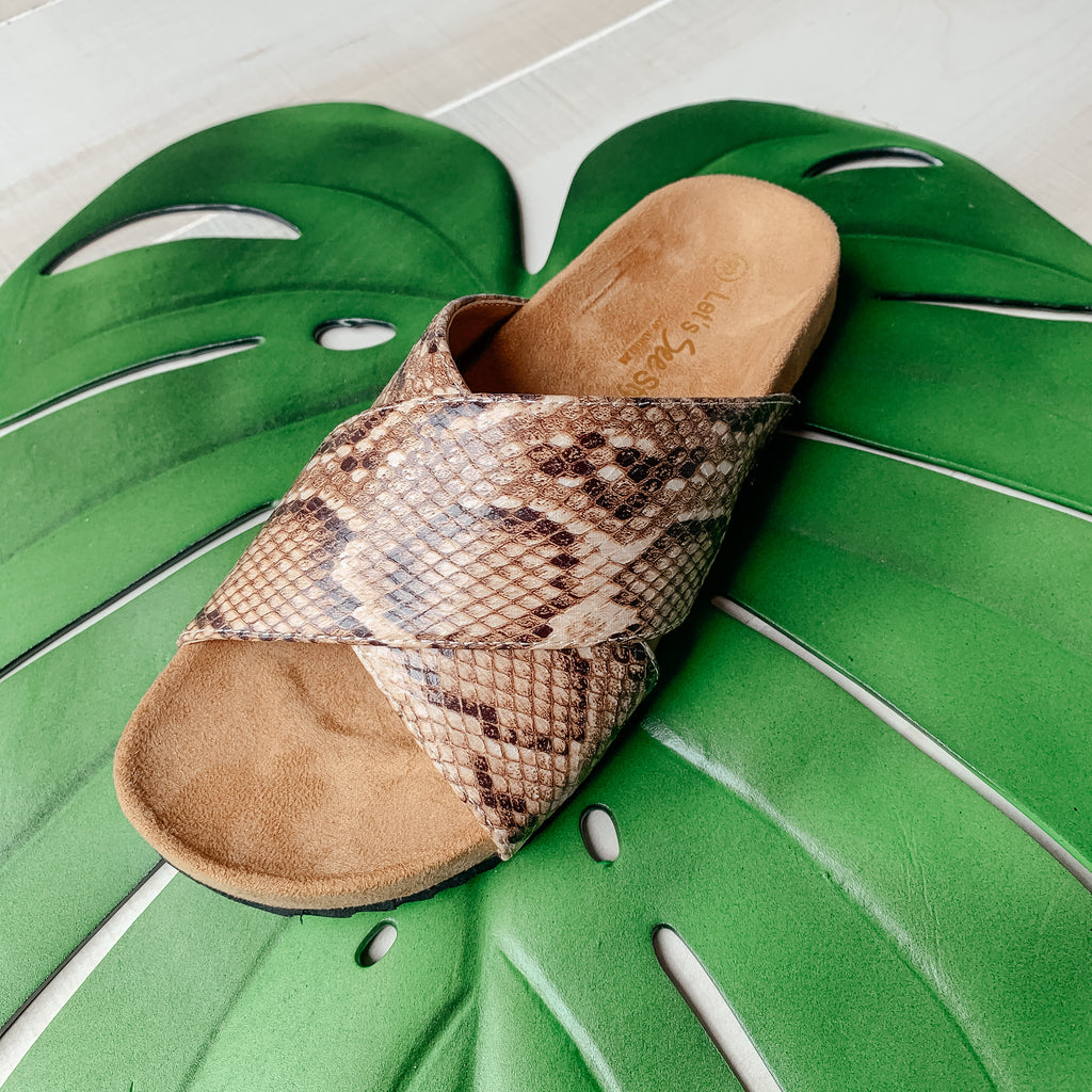 Beach Please Sandals