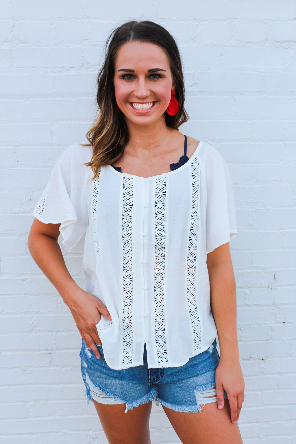 A Gentle Heart Top