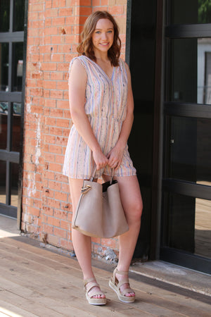 Breeze Of Beauty Romper