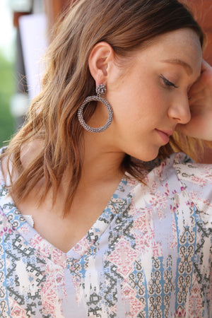 Beachside Brunch Earring